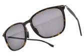 HUGO BOSS 偏光太陽眼鏡 HB0949FS N9PM9 (霧琥珀-灰) 流行輕巧紳士款 # 金橘眼鏡