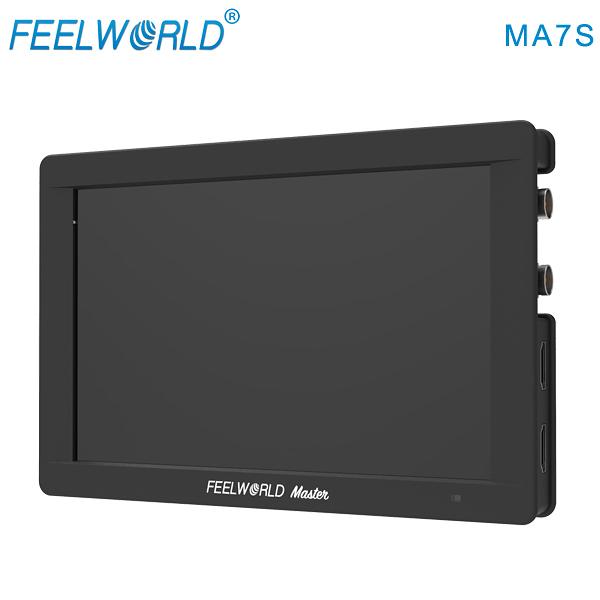 EGE 一番購】Feelworld【MA7S】7吋/SDI/450nit/1920x1200 外接螢幕【公司貨】