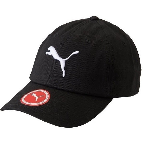 【iSport愛運動】PUMA 基本系列棒球帽 05291901 流行系列棒球帽 黑色