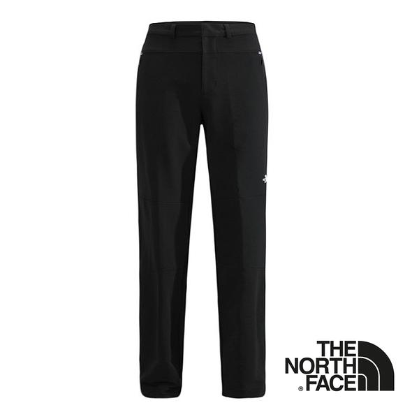 The North Face 男 彈性長褲 『黑』 NF0A2UDC