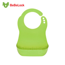 BeBeLock 口袋型防水圍兜(綠)【...