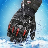 騎行手套 冬季防水摩托車騎行手套男防摔越野賽車機車騎手賽車騎士裝備