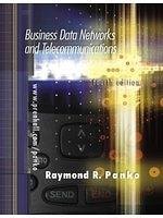 二手書博民逛書店《Business Data Networks and Telecommunications (International Edition)》 R2Y ISBN:0130487279