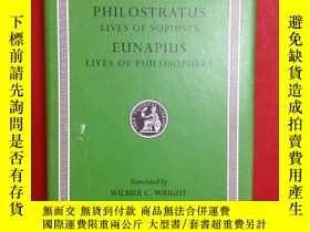 二手書博民逛書店Philostratus:罕見Lives of the Soph