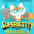 【麥克書店】SUPERKITTY VERSUS MOUSEZILLA《主題:幽默》