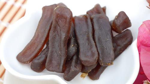 【譽展蜜餞】香蒜蒟蒻條 170g/100元