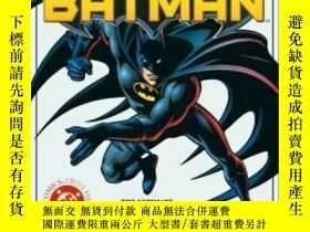 二手書博民逛書店罕見Batman-蝙蝠俠Y436638 Scott Beatty Dk Children, 2001 ISBN