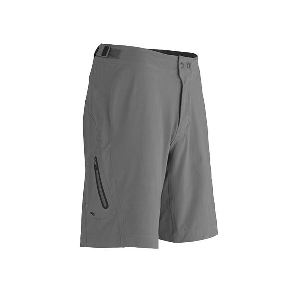 [Marmot] Impulse (男) 防曬彈性短褲 灰 (M64040)