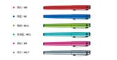 百樂Pilot-EXPLORER 探險家-挑戰自我 FP-EX1-鋼珠筆(亮灰、亮淺藍、亮淺綠、亮紅、亮藍、亮粉)