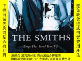 二手書博民逛書店The罕見Smiths: Songs That Saved Your LifeY255562 Simon Go
