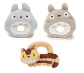 尼德斯Nydus   吉卜力宮崎駿龍貓龍貓公車小龍貓嬰兒玩具嬰兒用品絨毛玩偶手搖鈴