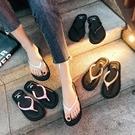 防滑外穿平底甲腳拖平跟涼拖鞋...