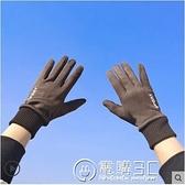 手套男冬季騎行保暖加絨觸屏學生冬天女騎車運動防風防寒男士開車 電購3C