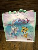 尼德斯Nydus~* 日本 東京迪士尼海洋限定 達菲熊 Duffy 史黛拉兔 Stella Lou 購物袋 手提袋