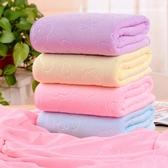 海娜森寶寶浴巾兒童加厚柔軟吸水毛新生嬰兒浴巾寶寶用品全家可用(快速出貨)
