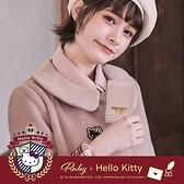 口紅包 Hello Kitty x Ruby 聯名款.愛心鏤空口紅收納包-Ruby s 露比午茶