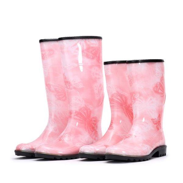 雙12好貨-雨靴防滑成人韓式低筒