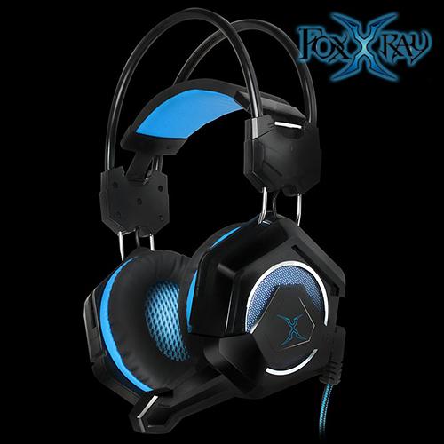 FOXXRAY 星震響狐 USB 電競 耳機 麥克風 FXR-SAV-05