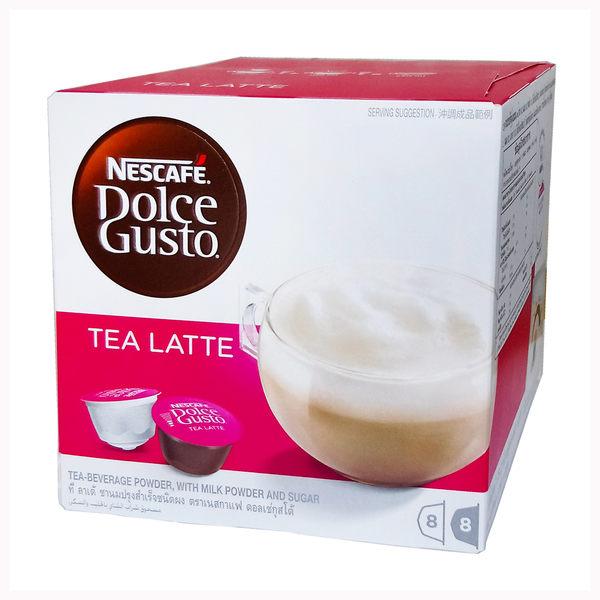 雀巢 DOLCEGUSTO 咖啡膠囊-紅茶拿鐵TEA Latte