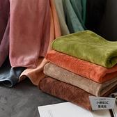 2條裝 細纖維迅速吸水素色毛巾運動健身毛巾【小柠檬3C】