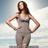 曼黛瑪璉-魔幻美型  重機能中腰中管束褲(芋頭灰)(未滿2件恕不出貨,退貨需整筆退)