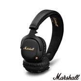 英國Marshall Mid A.N.C.主動式抗噪藍牙耳機精簡黑