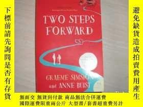 二手書博民逛書店Two罕見Steps Forward[A NOVEL]【153】GRAEME SIMSION & ANNE BUI