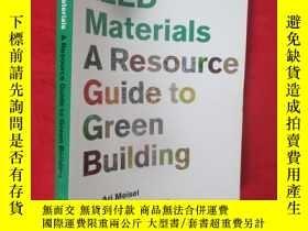二手書博民逛書店LEED罕見Materials: A Resource Guid
