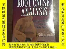 二手書博民逛書店Apollo罕見root cause analysisY1325