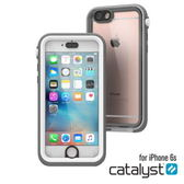 【海思】Catalyst Apple iPhone6/6S (4.7吋) IP68防水軍規防震防泥超強保護殼 - 白綠