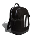 adidas 後背包 Power Backpack 黑 白 男女款 運動休閒 【PUMP306】 EE1095