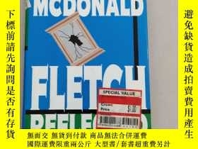 二手書博民逛書店英文原版罕見Fletch Reflected 弗萊徹反射[精裝 沒勾畫Y6318 Gregory McDona