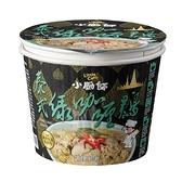 【小廚師慢食麵】泰式綠咖哩雞麵 (200g*6桶/箱)