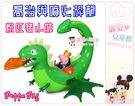 麗嬰兒童玩具館~Peppa Pig 粉紅豬小妹皇家系列-喬治與噴火恐龍.伯寶行公司貨