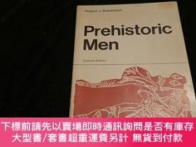 二手書博民逛書店(外文原版罕見) Prehistoric MenY226952 Robert J. Braidwood Sco