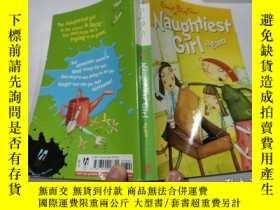 二手書博民逛書店the罕見naughtiest girl again:又是最調皮的女孩了Y212829 不祥 不祥