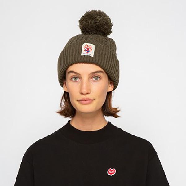 DEUS|配件 MISTY BEANIE 毛帽