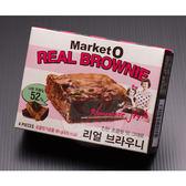 韓國 好麗友 Market O 布朗尼蛋糕(巧克力)80g【小三美日】