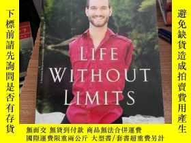 二手書博民逛書店Life罕見Without Limits Inspiration
