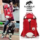 【原宿潮流】韓版潮流書包 男女通用新款雙肩包背包街頭休閑旅行包學院風包包運動包