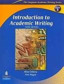 二手書博民逛書店 《Introduction to Academic Writing》 R2Y ISBN:0131933957│Allyn & Bacon