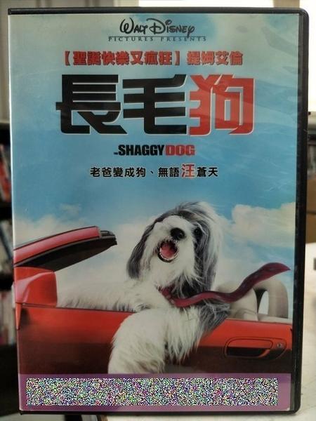挖寶二手片-F04-026-正版DVD-電影【長毛狗】-提姆艾倫 克絲汀戴維絲 史賓塞布瑞斯林(直購價)