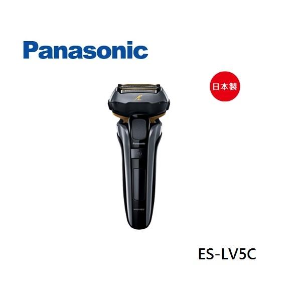 【南紡購物中心】Panasonic國際牌 5D刀頭電動刮鬍刀 ES-LV5C-K(日本製)
