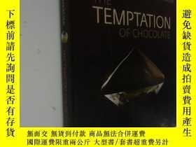 二手書博民逛書店英文原版罕見Temptation of ChocolateY7215 Jacques Mercier ISB