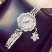 石英錶-氣質時尚潮流手鍊造型女手錶2色71r28【時尚巴黎】