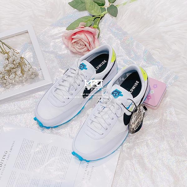 IMPACT Nike Daybreak Worldwide 白 藍 七彩 復古 慢跑鞋 女鞋 CK2606-100