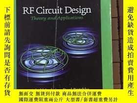 二手書博民逛書店RF罕見Circuit DesignY177866 看圖 看圖