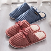 新款棉拖鞋女可愛毛絨冬季厚底室內保暖家居家用男情侶月子天聖誕交換禮物