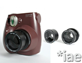 iae創百市集【Holga WTL-F7S】富士 Mini 7S 拍立得 相機 專用 增距 廣角鏡 雙鏡頭組 LOMO