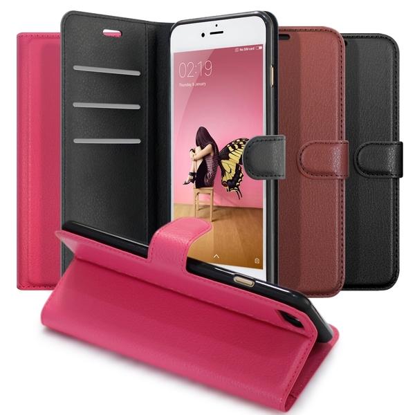 Dapad for iPhone 8 / iPhone 7 / SE2 4.7 / 8 Plus / iPhone 7 Plus 百搭時代多卡式夾層皮套 請選型號跟顏色